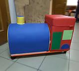 Модуль-трансформер Веселый паровозик, фото 3