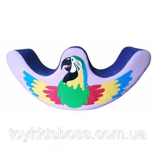 Модуль качалка Попугай