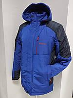 Стильна чоловіча зимова куртка, 2 кольори, фото 1