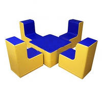 Набор мягкой мебели Квартет