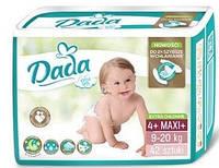 Dada Extra Soft подгузники детские 4+ Maxi+ (9-20кг) 42шт