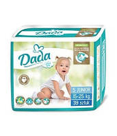 Dada Extra Soft подгузники детские 5 Junior (15-25 кг) 39шт