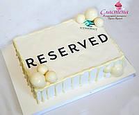 Торт с Логотипом (Корпоративный торт)
