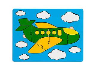 Пазл в рамке: Самолёт