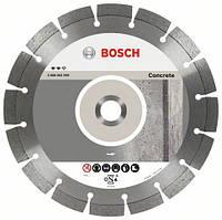 Круг алмазний Bosch Expert for Concrete 115 x 22,23 x 2,2 x 12 mm