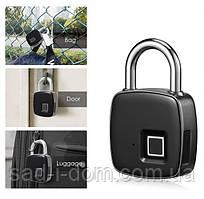 Умный биометрический электронный замок с отпечатком пальца Finger Lock P3 Pro