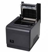Термопринтер POS-принтер чековый Xprinter XP-Q200 USB + LAN 80 мм с автообрезкой