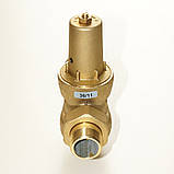 Редуктор давления WATTS DRV Ду32 диапазон рег. 1,5-6 атм, фото 4