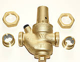 Редуктор давления WATTS DRV Ду32 диапазон рег. 1,5-6 атм, фото 10