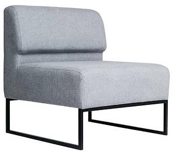 Кресло офисное Лаунж со спинкой