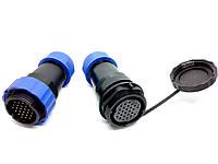 Герметичный разъем с защитой IP68 серии SD28 26Pin 26 контактов