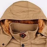 JP original 100% бавовна Чоловіча куртка мілітарі, фото 10