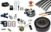Комплект ГБО 2 поколения Tomasetto для ВАЗ 2102, ВАЗ 2104, ВАЗ 2108, ВАЗ 2109, ВАЗ 21099