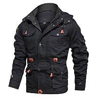 JP original 100% хлопок Мужская куртка милитари