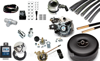 Комплект ГБО 2 поколения Tomasetto на инжектор для «Ланос», «Сенс» и ВАЗ