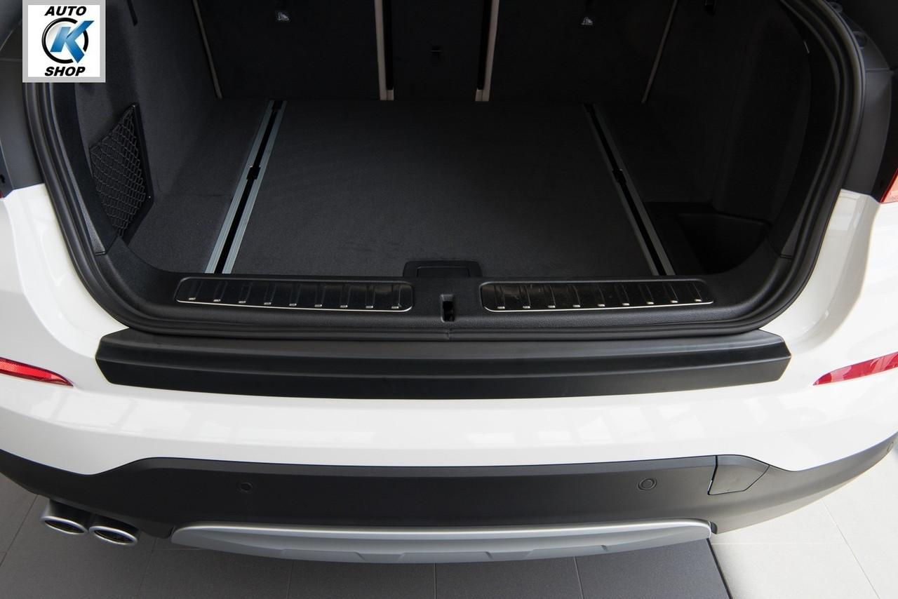 rbp839 Пластикова захисна накладка на задній бампер для BMW F26 X4 2014-2017, фото 4