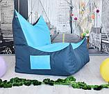 Бескаркасное кресло Вильнюс, фото 4
