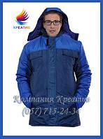 Куртка утепленная Турист (под заказ от 30-50 шт.)