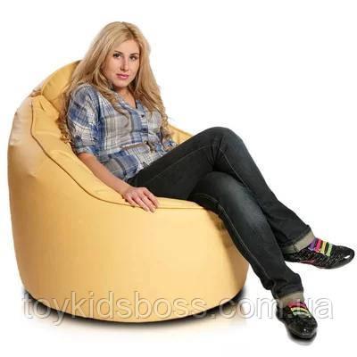 Бескаркасное кресло Магнат