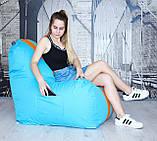 Бескаркасное кресло Феррари Max, фото 2