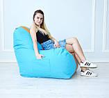 Бескаркасное кресло Феррари Max, фото 4