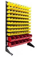 Стеллаж с ящиками для магазина метизов