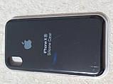 Накладка   Silicon Case Original  для  iPhone XR  6.1  (черный), фото 3
