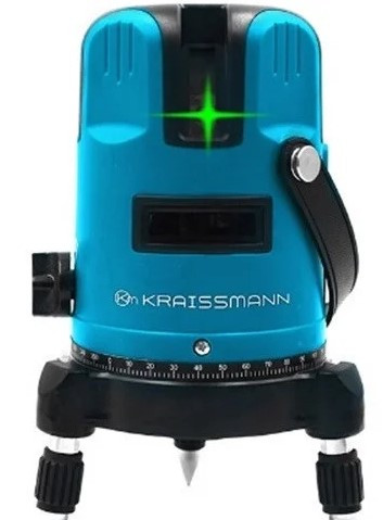 Лазерный уровень Kraissmann 5 LL 30  (Германия) Гарантия 60 месяцев!