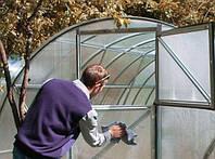 Уход за полимерным покрытием: как полировать поликарбонат