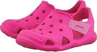 Crocs Kids' Swiftwater™ Wave Shoe оригинал США J3 наш 34-35 (21.7 см) подростковые сандалии крокс original