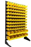 Стеллаж для метизов с ящиками 1500 мм