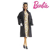 """Кукла Барби Роза Паркс коллекционная серия:""""Вдохновляющие женщины"""" Barbie Inspiring Women Rosa Parks FXD76"""