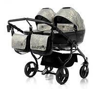 Дитяча коляска для двійні Tako Corona Duo 02