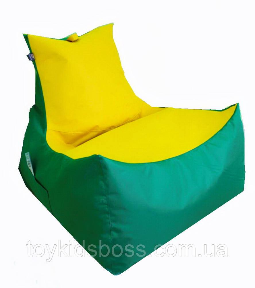 Бескаркасное кресло Барселона разноцветное