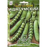 """Семена гороха среднеспелого, сахарного """"Адагумский"""" (40 г) от ТМ """"Велес"""""""