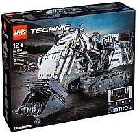 LEGO Technic Екскаватор Liebherr R 9800 (42100)