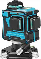 Лазерный уровень Kraissmann 12.3D-LL 25  (Германия) Гарантия 60 месяцев!