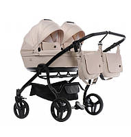 Дитяча коляска для двійні Tako Corona Duo Light 02