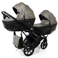 Дитяча коляска для двійні Tako Corona Duo Slim 02