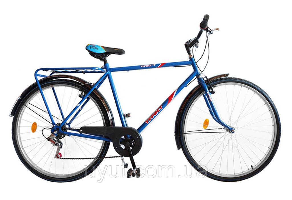 "Велосипед 28"" ТУРИСТ, модель 42-33"