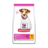 Hill's Science Plan Puppy Healthy Development Small & Mini сухой корм для щенков мелких пород с курицей 0.3 кг