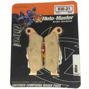 Передние тормозные колодки  MOTO-MASTER Nitro для KTM/Husqvarna/Husaberg/Sherco/GasGas  (930-21)