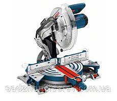 Пила торцовочная Bosch GCM 12 JL Professional (0601B21100)