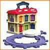 Железная дорога Чаггингтон Депо с подъемным механизмом Chuggington LC54217
