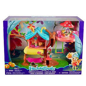 Игровой набор Enchantimals Домик бабочек Mattel GBX08, фото 3