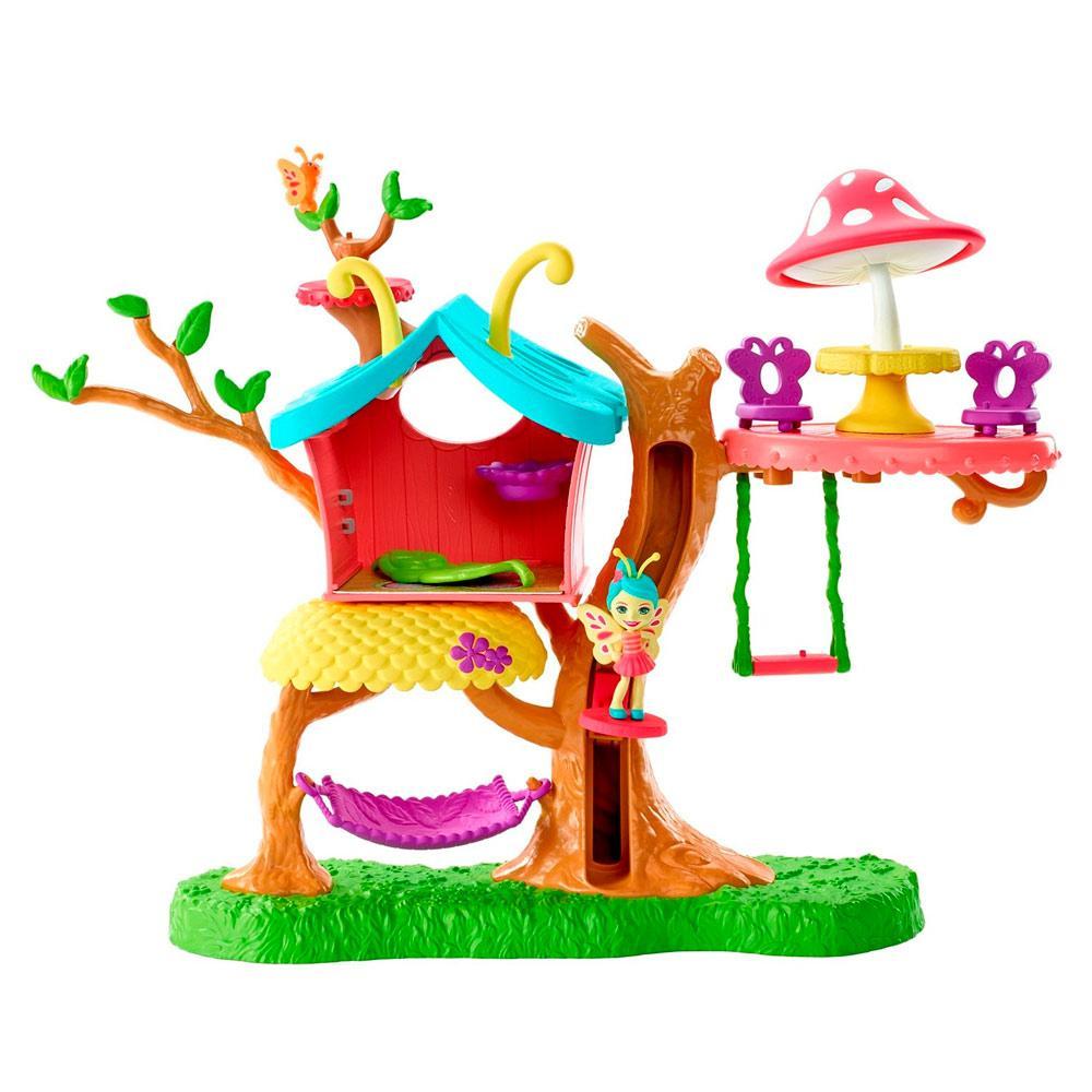 Игровой набор Enchantimals Домик бабочек Mattel GBX08