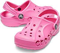 Crocs Kids' Baya Clog оригинал США C9 наш 25-26 р. (15.7 см) детские клоги сабо тапки крокс original