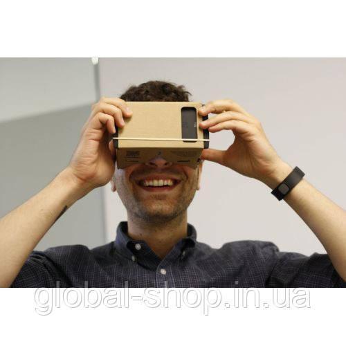 3D очки виртуальная реальность Google Cardboard - Интернет магазин Global  Shop в Киеве d4225d44482a6