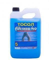 """Тосол Океан """"Арктика - 40"""" -24С (кан. 5л. нова)"""