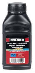 Тормозная жидкость Ferodo DOT 4 0.25л FE FBX025